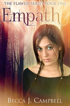 Empath eBook cover MINI
