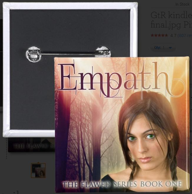 Empath  button prize copy
