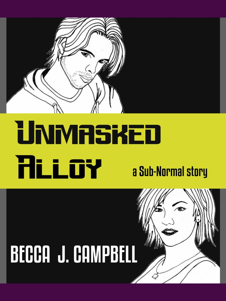 Unmasked Alloy Cover